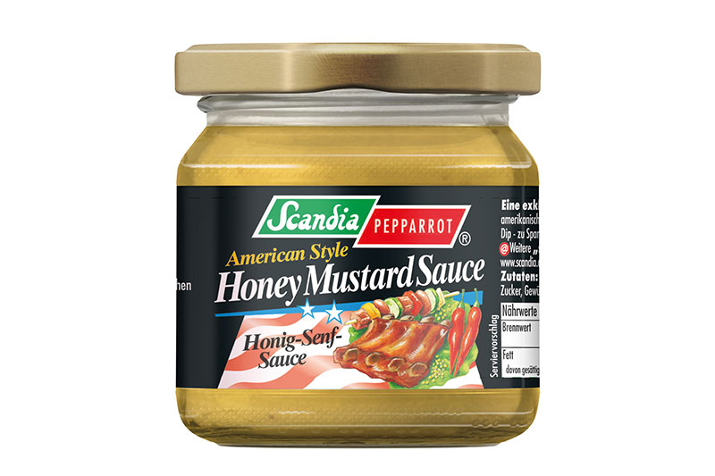 Scandia Pepparrot - Honey Mustard Sauce